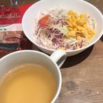 トゥッカーノグリル&バー - サラダ、スープ