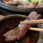 ステーキ神戸グルメ - 料理写真:
