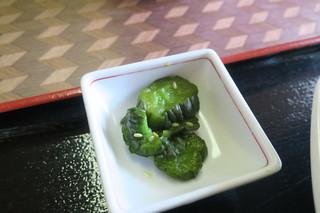 台湾料理 香林坊 - 漬け物