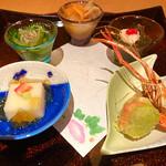 日本料理 京はるか - 料理写真: