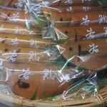 松見屋菓子店 - 料理写真:もっちりとした若あゆ