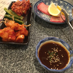 焼肉小屋 てつ - 料理写真: