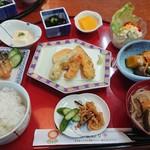 ひまわり亭 - 定食 1,080円