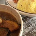 nandi - 野菜カレー