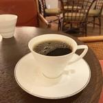 皆美館 - 朝食後の珈琲!