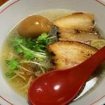 塩麺屋 いただき - 料理写真:特製塩らーめん