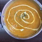 インド・ネパール料理 エベレスト - チキンカレーナンと
