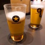 サッポロ生ビール黒ラベル THE BAR -