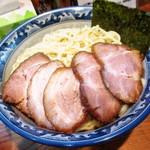 めん処 樹 - 麺 大盛
