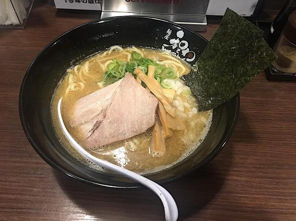 麺屋 和とわ>