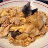 中華屋 啓ちゃん - 料理写真:おすすめの木耳玉子定食  800円
