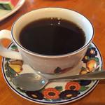 112068243 - セットのホットコーヒーです