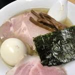 と多゛食堂 - 〇特製中華そば1,050円