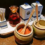 魚らん坂 - 味変調味料