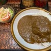 サフラン - 料理写真:カツカレーセット