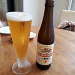 レストラン リッシュ - ドリンク写真:ビール