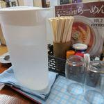 中村屋 - 冷水ピッチャー