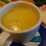 彩かさね - コーンスープ