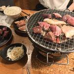 焼肉×ホルモン 武蔵関 ひゃくてん - 料理写真: