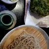 天ぷらそば ふくろう - 料理写真: