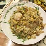 天龍菜館 - 揚州炒飯(五目炒飯)