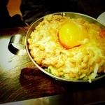 古の珠 - 料理写真:お好み焼き(納豆)