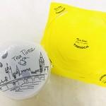 ティータイム - バタフライピーティーLサイズ +ナタデココ 662円