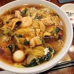 チャイナRai 中国料理 - 五目カレー湯麺
