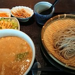 SOBA DINING 空楽 - 料理写真:本日の日替わり