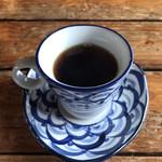 純の番屋 - サービスのコーヒー