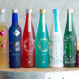 ワイン樽熟成の日本酒やボタニカルSAKEなど新感覚の酒