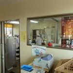 シルキーウェイ あわの里 - 調理室の風景。