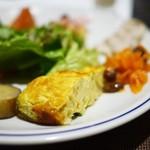 ブリアンツァ6.1 - 前菜盛り合わせ