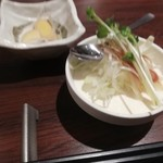 鉄板×肉バル ぶるじょわ - ②前菜