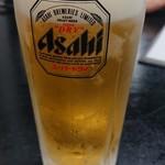 海鮮居酒屋 一 - 生ビール