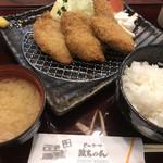 とんかつ政ちゃん - 料理写真: