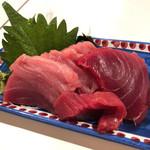 石垣島バルスクスマ - まぐろのお刺身盛り合わせ