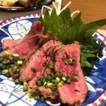 石垣島バルスクスマ - 石垣牛ローストビーフ