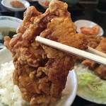 雲隆 - 若鶏の唐揚げ