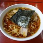笹舟 - 料理写真:ラーメン600円