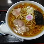 麺や貴伝 - 料理写真:中華麺680円