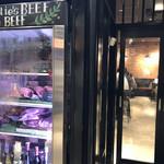 熟成肉ステーキバル Gotties BEEF - 外観