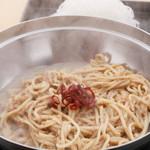 もつ蔵 - 〆の麺