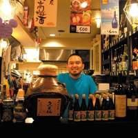みやらび - 沖縄出身の店長が40種類以上ある泡盛と心を込めた料理でお待ちしております。