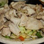 松鶴 - 朝鮮焼定食(豚)¥700
