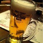 Bistro じぇい - 生ビール