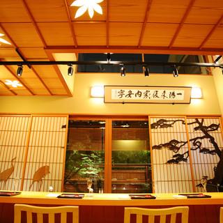 日本建築の優麗な設え