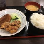 ゆうちゃん食堂 - 日替わり650円