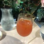 112102346 - ブラッドオレンジジュース