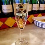 産直大衆ビストロ SACHI - スパークリングワイン